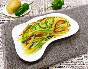 青椒土豆丝[图]