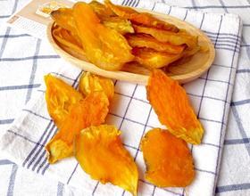 自制红薯干[图]