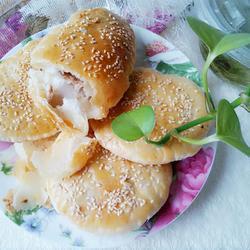 玫瑰酱酥饼