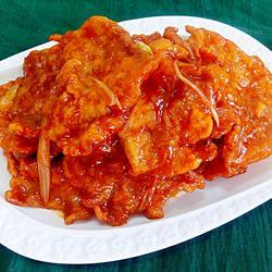 锅包肉(番茄