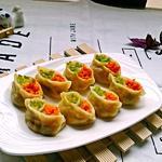 鸳鸯蒸饺的做法[图]