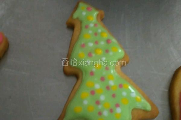 圣诞小饼干(简单)