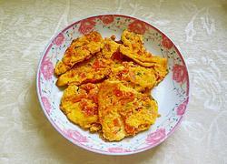 番茄丁煎蛋