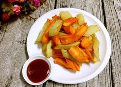 黑椒土豆块