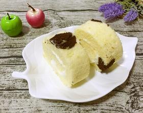 奶牛奶油蛋糕卷[圖]