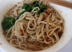 山珍海味杂面汤
