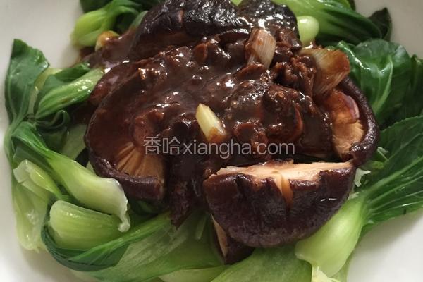 新香菇油菜