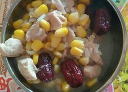 玉米瘦肉粥