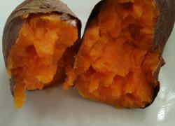 烤箱版红薯