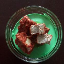 自制的豆腐乳