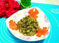 芥菜小豆腐