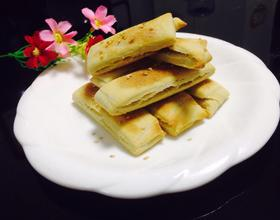 五香烤酥饼