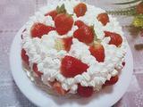 草莓蛋糕的做法[图]