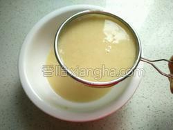 玉米燕麦片汁的做法图解7