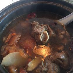 清汤羊肉的做法[图]