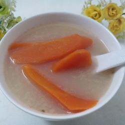 白芍红萝卜鲫鱼汤的做法[图]