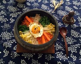 石锅拌饭[图]