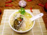 鲫鱼金针菇汤的做法[图]