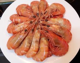 白灼九节虾
