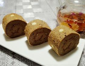 咖啡蛋糕卷[图]