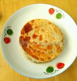 芝麻酱红糖饼的做法图解3