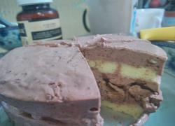 核桃巧克力慕斯