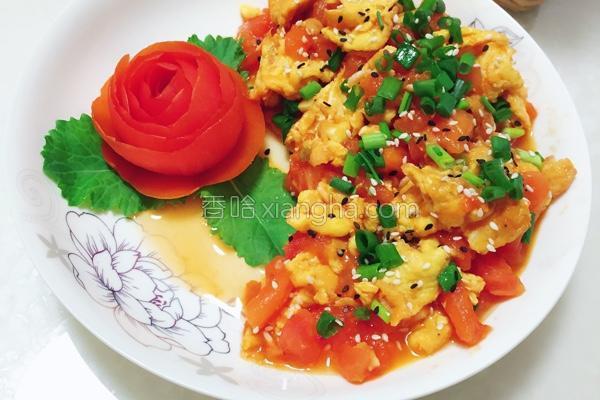 浪漫番茄炒蛋