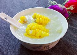 玉米番薯粥