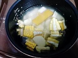 玉米番薯粥的做法图解5