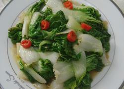 耗油小白菜