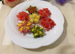 #年夜饭#花开富贵(牡丹花饺)