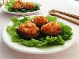 鲜虾香菇盏的做法[图]