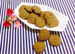 红豆酥脆饼干