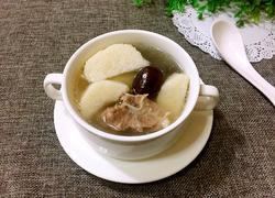 龙骨淮山汤