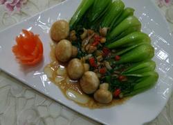 白菜耗蘑菇