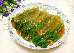 蚝油生菜(生财)