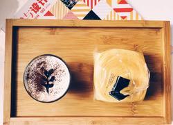小杯淡奶油咖啡~