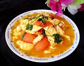 西红柿炒鸡蛋[图]