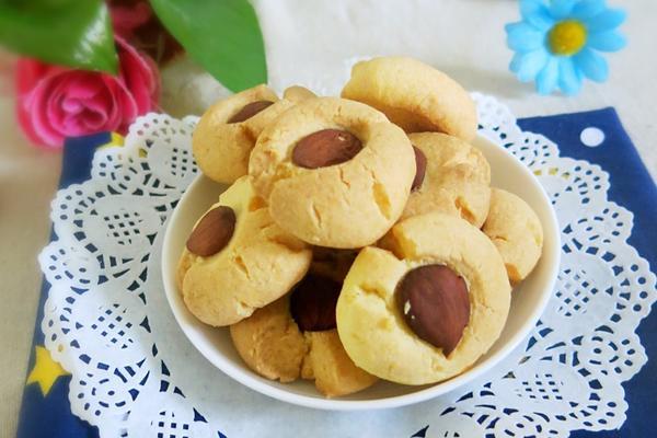 玛格丽特杏仁饼干