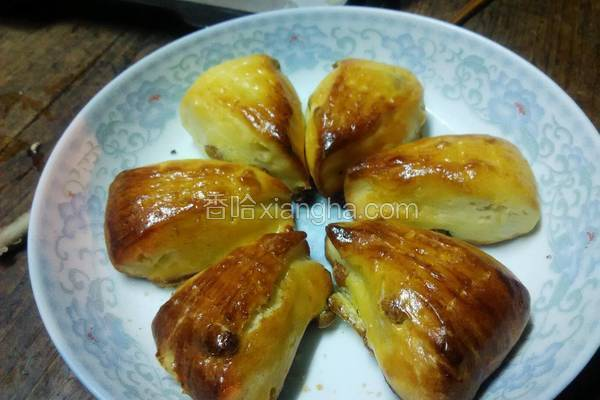 葡萄司康(发酵版)