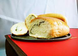 葱香芝麻面包
