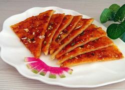 酱香葱油饼