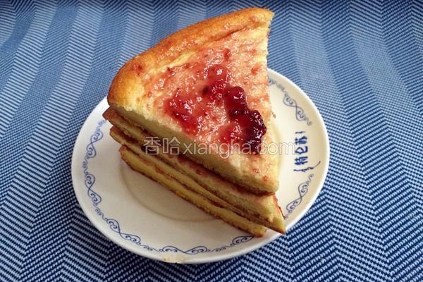自制戚風蛋糕