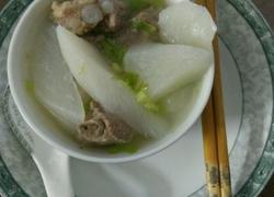 罗卜排骨汤