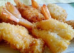 天妇罗(黄金蝴蝶虾)