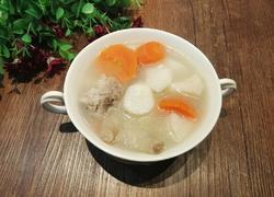 山药胡萝卜汤