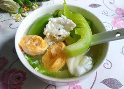 咸蛋芥菜汤