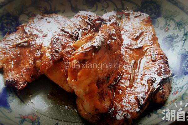 迷迭香煎鸡胸肉