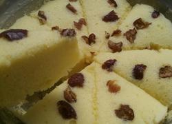 红枣蒸鸡蛋糕