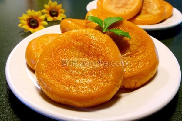 黄金煎饼的做法